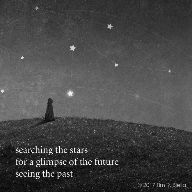 My Morning Haiku - Searching The Stars